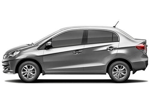 Honda Amaze Alabaster Silver Metallic Color Picture