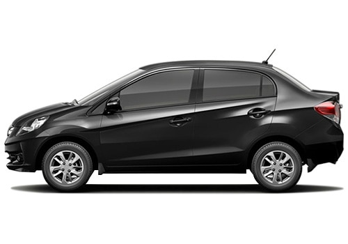 Honda Amaze BLACK Color Pictures
