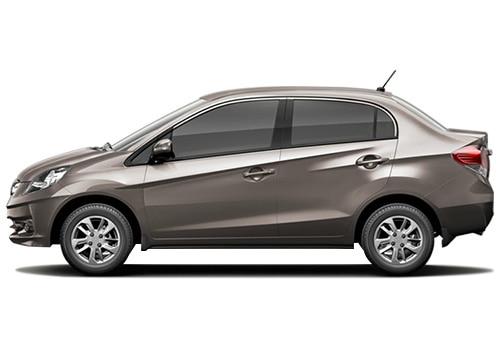 Honda Amaze Metallic Titanium Color Pictures