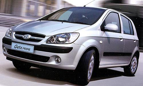 Hyundai Getz Prime Cars For Sale