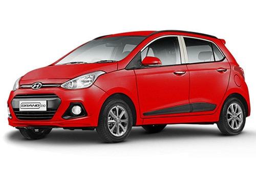 Hyundai Grand i10 Wine Red - Hyundai Grand I10 Color