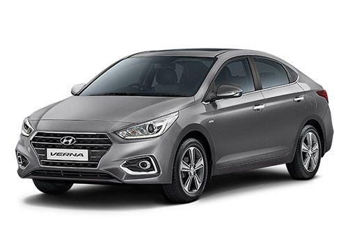 Hyundai 4S Fluidic Verna StarDust Color