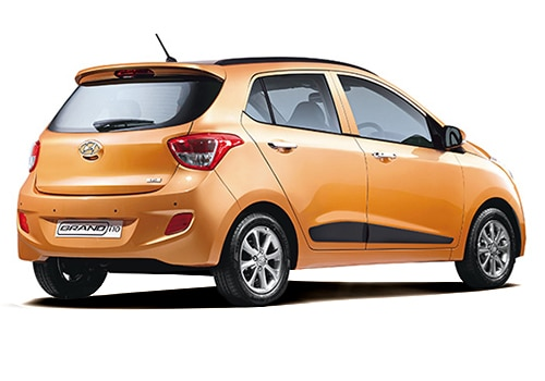 Hyundai Grand i10 Pictures