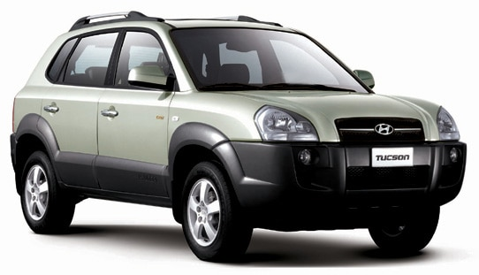 Hyundai Tucson 2005-2010 Cars For Sale