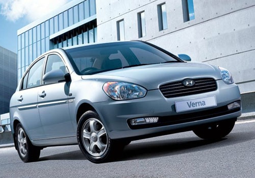 Hyundai Verna 2006-2009 Cars For Sale