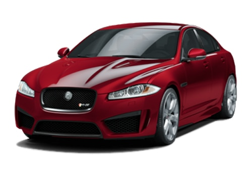 Jaguar XF Italian Racing Red Color