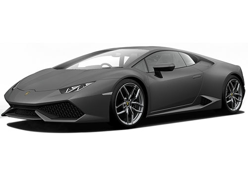 lamborghini huracan gray color pictures cardekho india. Black Bedroom Furniture Sets. Home Design Ideas