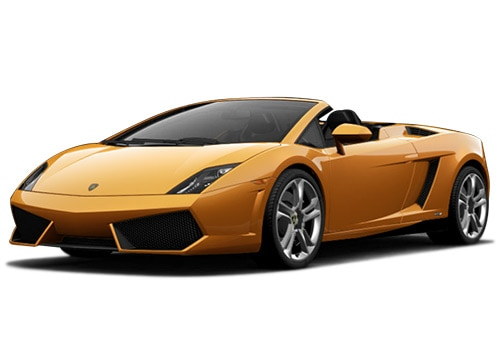Lamborghini Gallardo Arancio Color Pictures