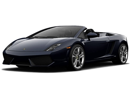 Lamborghini Gallardo Blue Color Pictures