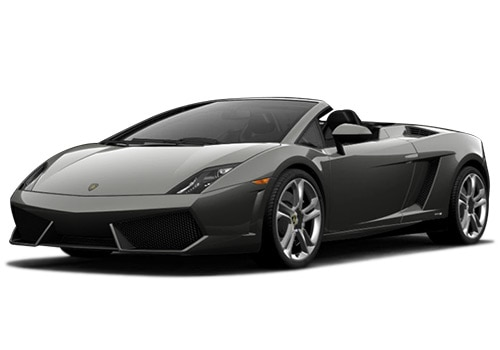 Lamborghini Gallardo Brown Color Pictures