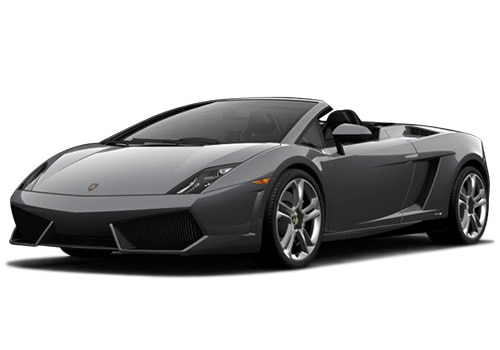 Lamborghini Gallardo Grigio Color Pictures