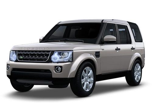 Land Rover Discovery 4 Aruba Color