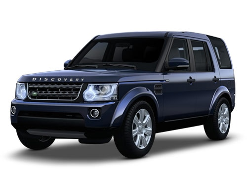 Land Rover Discovery 4 Loire Blue  Color