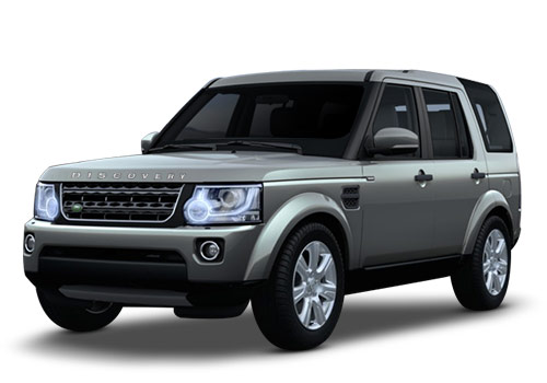 Land Rover Discovery 4 Scotia Grey  Color