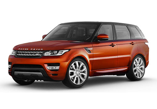 Land Rover Range Rover Sport Havana Color Pictures