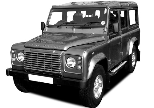 Land Rover Defender Pictures