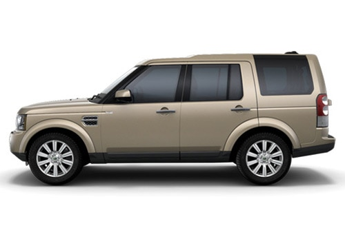 Land Rover Discovery 4 Ipanema Sand Metallic Color