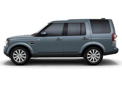 Land Rover Discovery 4 Marmaris Teal Metallic Color