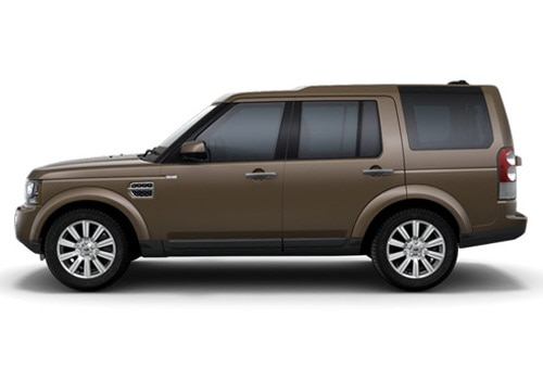 Land Rover Discovery 4 Metallic Bronze Color Pictures
