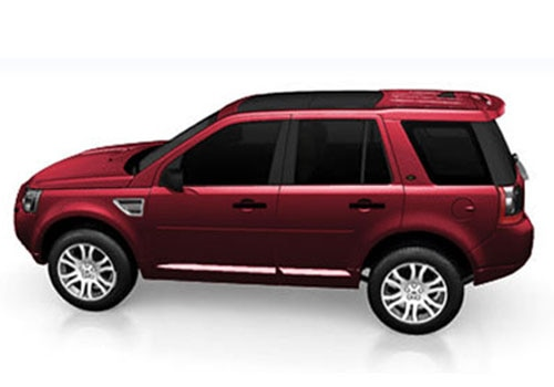 Land Rover Freelander 2 Pictures