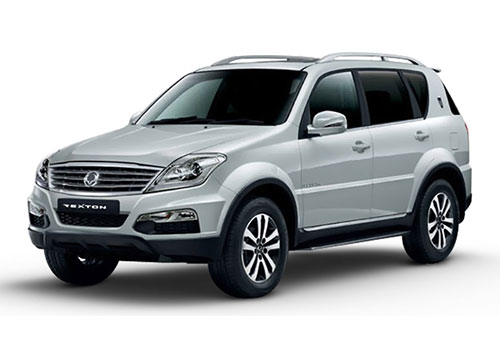 Mahindra Rexton Car Price In Mumbai