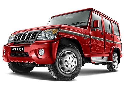 Mahindra Bolero Cars For Sale