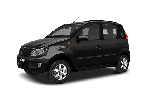 Mahindra Quanto black Color Pictures