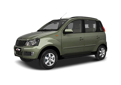 Mahindra Quanto Beige Color Pictures