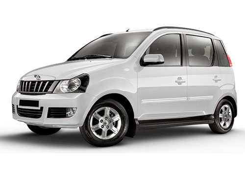 Mahindra Quanto Diamond White Color