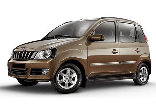 Mahindra Quanto Java Brown Color