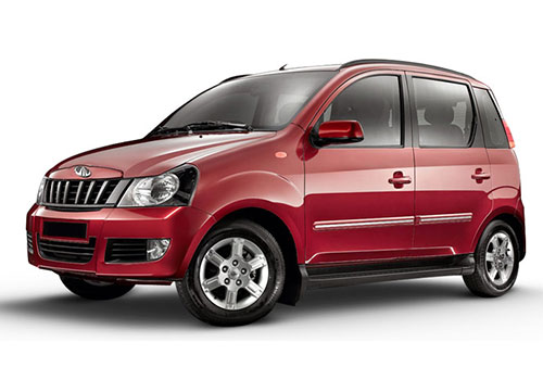 Mahindra Quanto Toreador Red Color