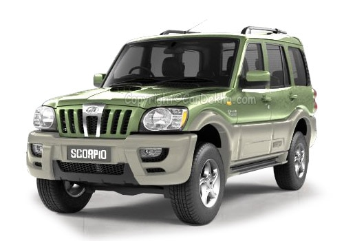 Mahindra Scorpio W Cars For Sale