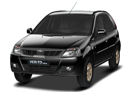 Mahindra Verito Vibe black Color Pictures