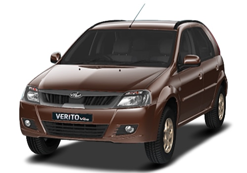 Mahindra Verito Vibe Brown Color Pictures