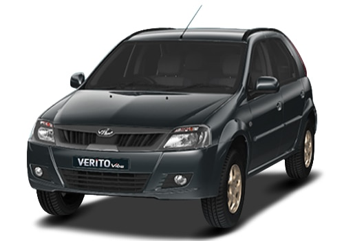 Mahindra Verito Vibe Dolphin Grey Color