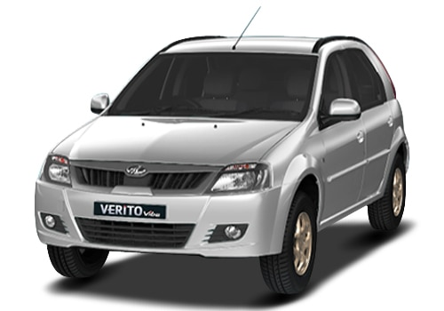 Mahindra Verito Vibe Silver Color Pictures