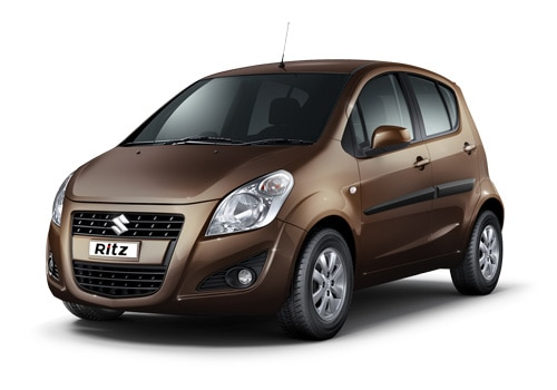 Maruti Ritz Chocolate Color Pictures