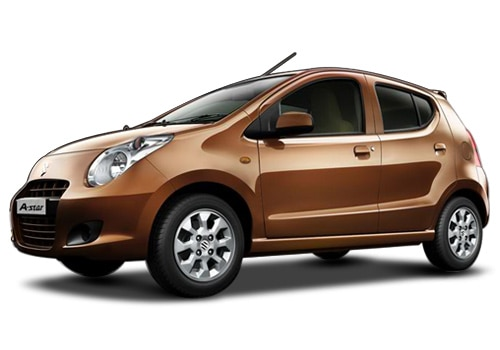 Maruti A Star Caffeing Brown Color
