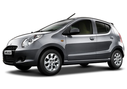 Maruti A-Star Glistening Grey Color