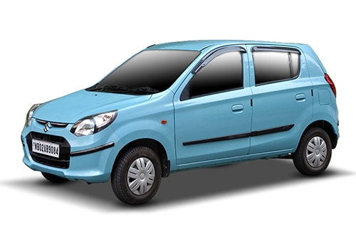 Maruti Alto 800 New Forst Blue Color