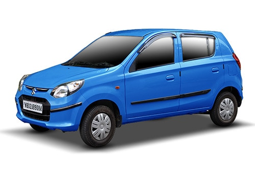 Maruti Alto 800 New Torque Blue Color