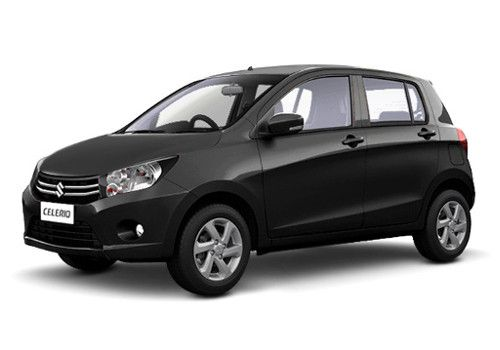 Maruti Celerio Cave Black Color