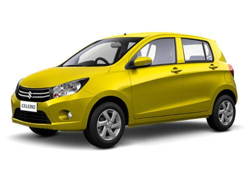 Maruti Celerio Sunshine Rey Color