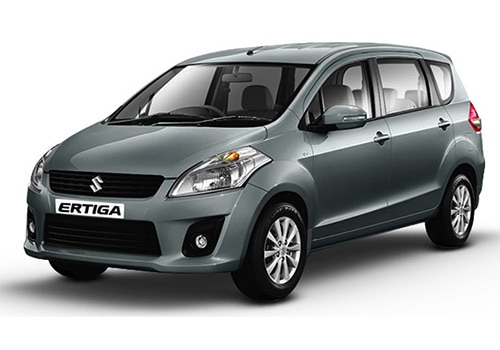 Maruti Ertiga Granite Grey Color
