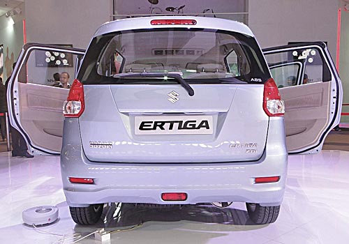 Maruti Ertiga launched, price starts at Rs 5.89 lakh  Cardekho Blog