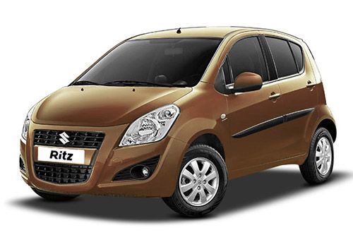 Maruti Ritz Bakers Chocolate Color