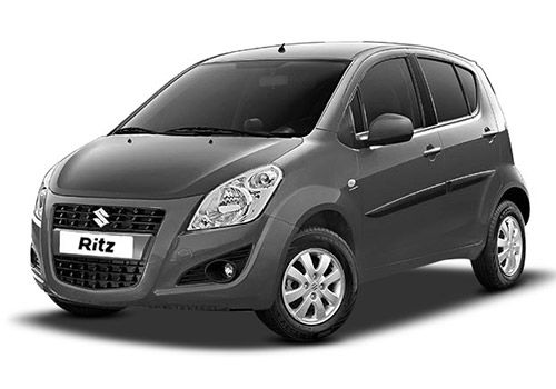 Maruti Ritz New Granite Grey Color