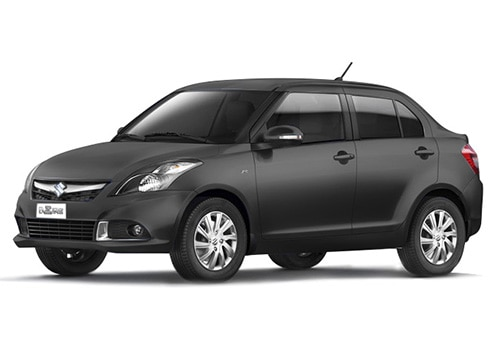 Maruti Swift Dzire Cave Black Color