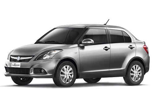 Maruti Swift Dzire Magma Grey Color