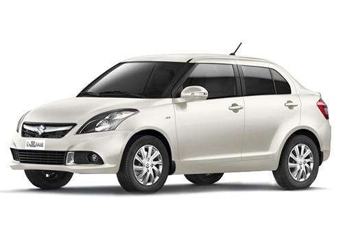 Maruti Swift Dzire Pearl Arctict White Color